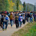 Flyktingströmmar till EU